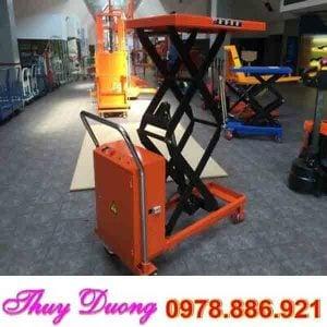 bàn nâng điện 1 tấn cao 1.7 mét