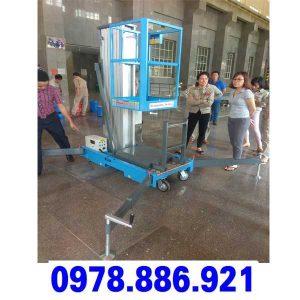 Bàn giao thang nâng người 10 mét cho công ty CP Vinaconex